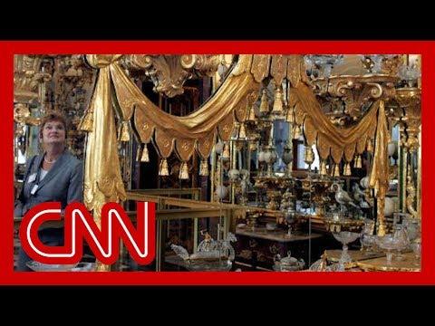 Priceless treasures stolen in castle vault heist in Germany