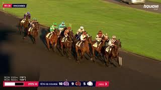 Vidéo de la course PMU PRIX DU PONTAVICE DE HEUSSEY