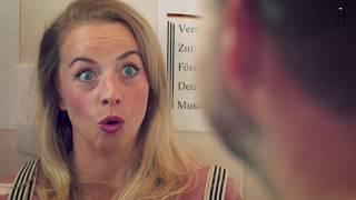 Miss Allie im Interview beim #deutschFM #GästeKlo