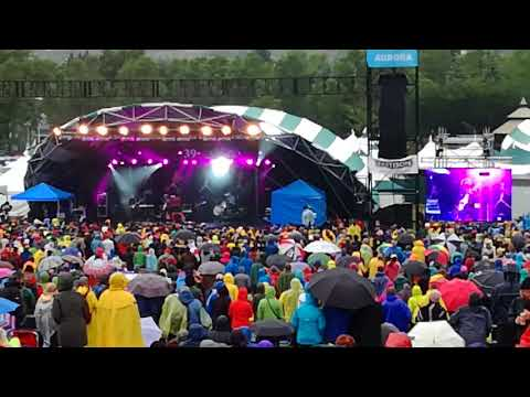 Edmonton FOLK MUSIC Festival 2018