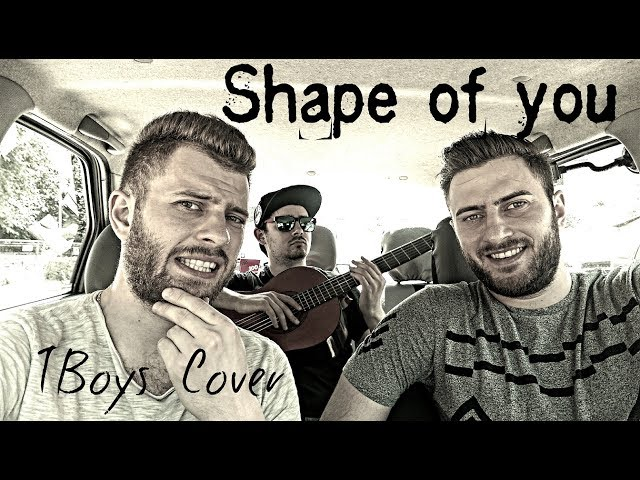 Shape of you - Ed Sheeran (TBoys & L.X. Cover)