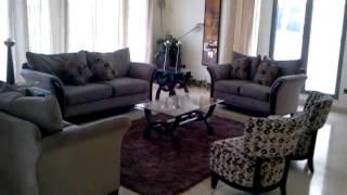 Luxury 6 bedroom Signature villa for short term rent Palm Jumeirah Dubai