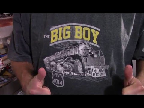 Union Pacific Big Boy 4014 & 844 Update 5-13-2016
