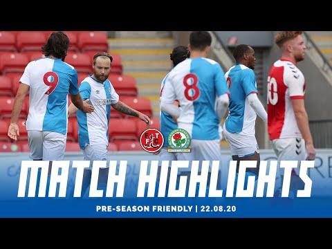 Fleetwood Town Blackburn Goals And Highlights