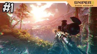 Sniper Ghost Warrior 3 ПРОХОЖДЕНИЕ НА РУССКОМ - СИМУЛЯТОР СНАЙПЕРА