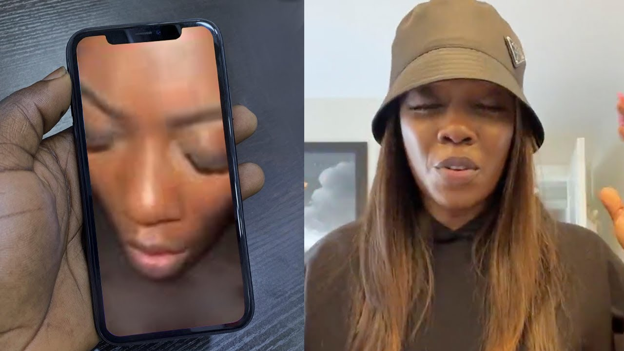 Download WATCH The Original S €-X Video Of Tiwa Savage And What She GOT From Her Boyfriend.