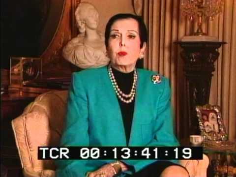Ann Miller 1996 Interview Part 2 of 8