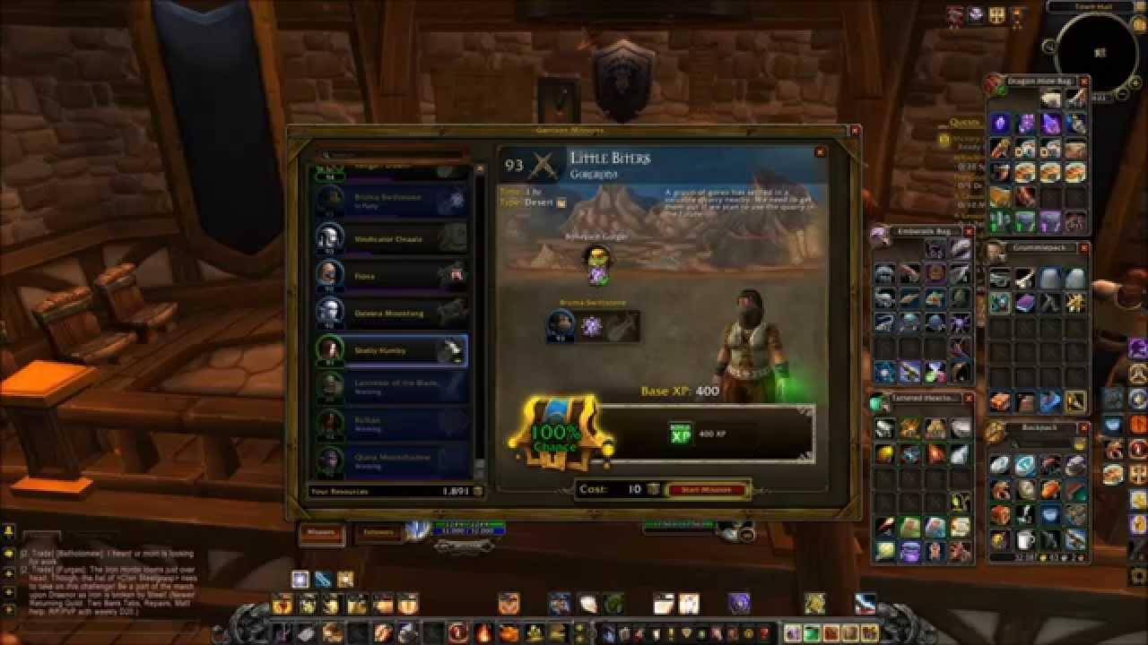 World of warcraft garrisons level 2 walkthrough youtube world of warcraft garrisons level 2 walkthrough malvernweather Images