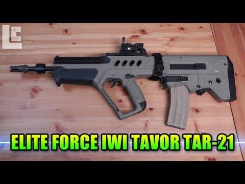 Elite Force IWI Tavor TAR-21 AEG Airsoft Gun (Airsoft SC Village Gameplay/Commentary)