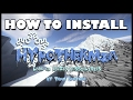 How To Install Hypothermia MODPACK | Minecraft Curse