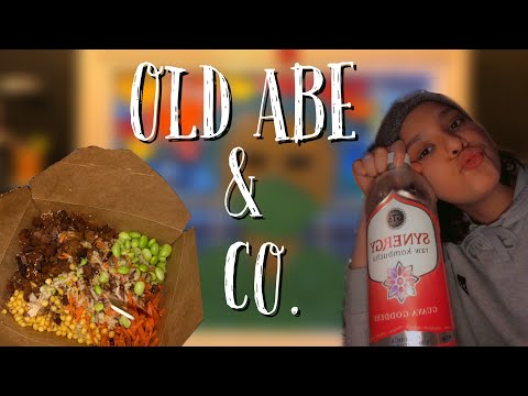 VEGAN IN MN | Old Abe & Co. | ROCHESTER, MN