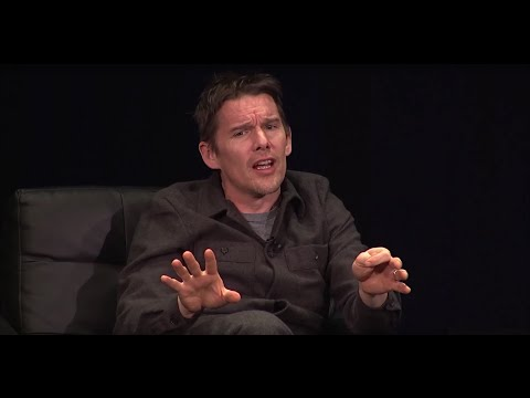 Reel Pieces with Annette Insdorf: Ethan Hawke and Seymour Bernstein