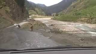 naran valley from naran to kaghan
