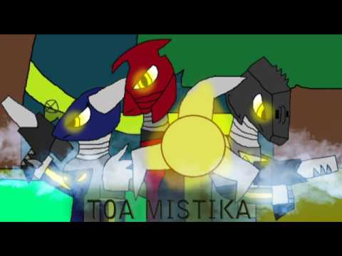 Bionicle Toa Mistika Theme Closer To The Truth