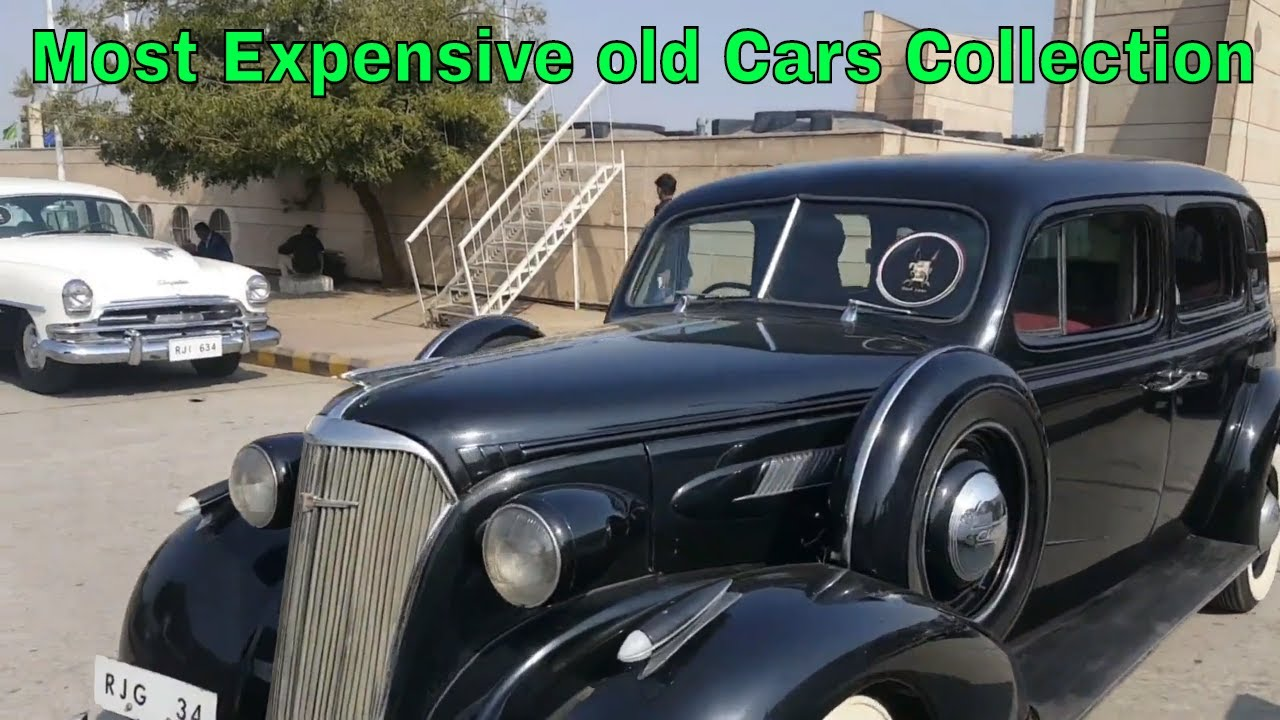 Most Expensive old Cars Collection in Rajesthan Royal Femily ...