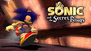 Sonic and the Secret Rings - Evil Foundry - 4K HD 60 fps