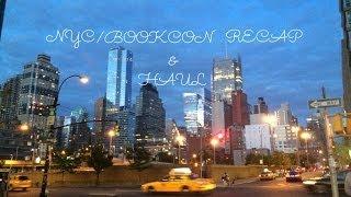 STORY TIME: NYC/BOOKCON RECAP & HAUL Thumbnail