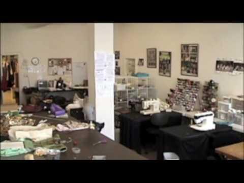 Warner Theatre Costume Shop Torrington Ct Youtube
