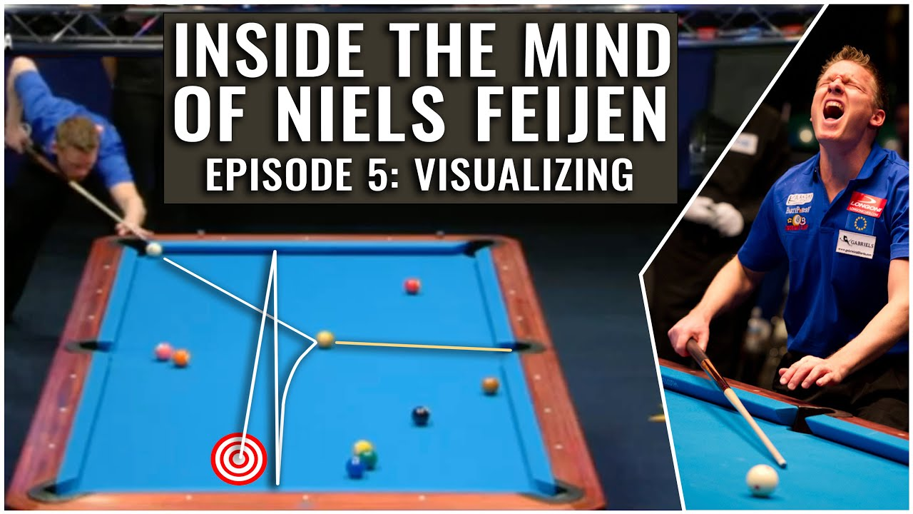 Visualizing & The Mental Side of Pool   Inside the Mind of Niels Feijen Ep. 5