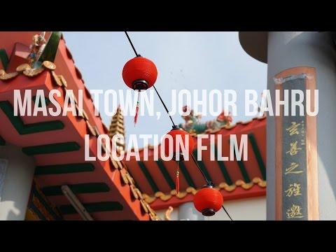 Masai, Johor Bahru Location Film