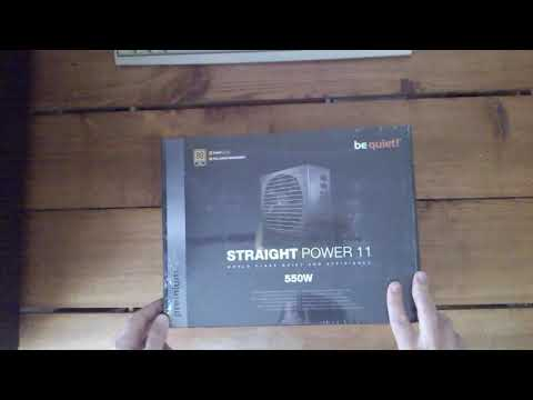 be quiet! Straight Power 11 550W (BN281)