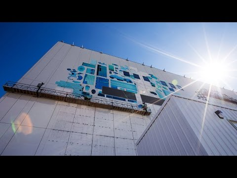 Thumbnail: The Data Center Mural Project: From Pixel to Paintbrush