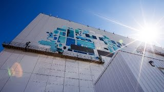 The Data Center Mural Project: From Pixel to Paintbrush