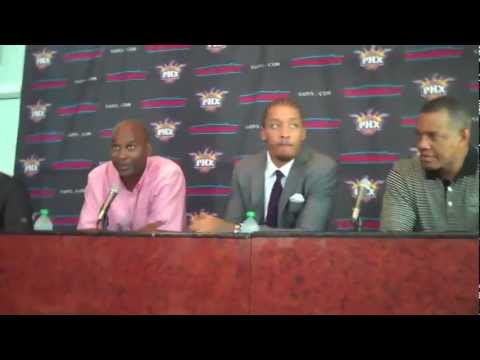 Michael Beasley Introductory Press Conference
