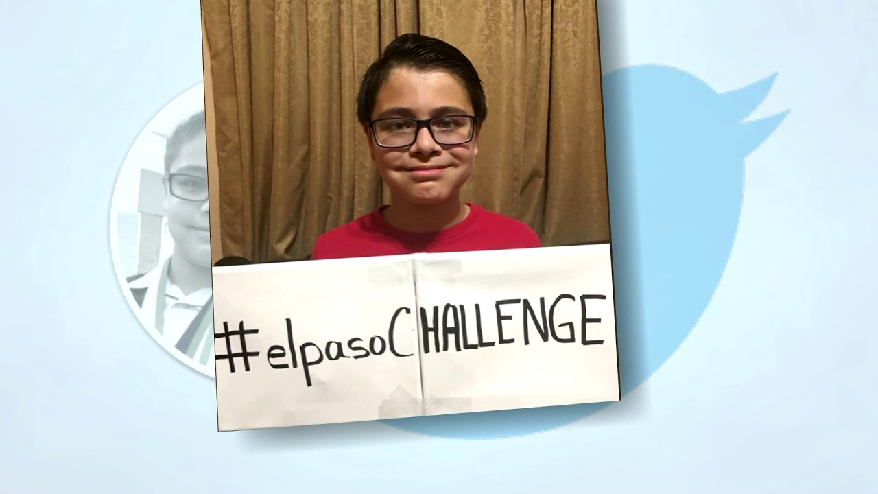 El Paso Challenge: Boy Encourages Random Acts of Kindness to Honor Victims