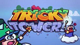 САМЫЕ БЕЗУМНЫЕ МАГИ СТРОИТЕЛИ ВО ВСЕМ МИРЕ! Tricky Towers
