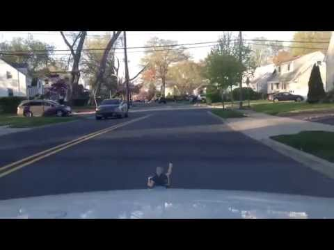 May 4, 2014 - Rt 22 Drive thru Our Hometown, Union NJ