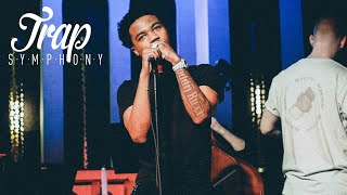 "Roddy Ricch Performs ""Start Wit Me"" With Live Orchestra 