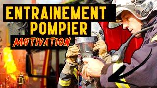 ENTRAINEMENT POMPIER : Comment Les Pompiers Se Préparent au pire ?