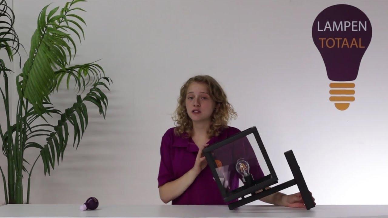 KS Verlichting Buitenlamp Loodsrecht - Productvideo - YouTube