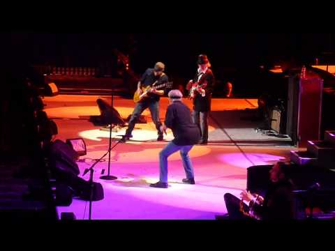 Bob Seger Live - Down on Main Street / Old Time Rock & Roll - Houston, TX 2/14/15