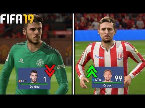 GOLEIROS 1 OVR vs. ATACANTES 99 OVR! | FIFA 19