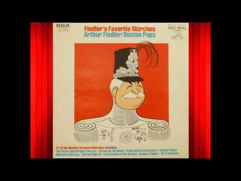 76 Trombones (Willson) - Fiedler, Boston Pops
