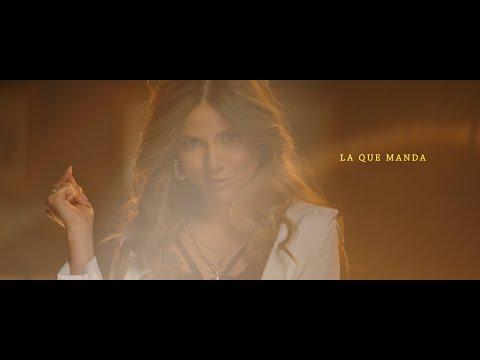 Смотреть клип Ana Paula - La Que Manda