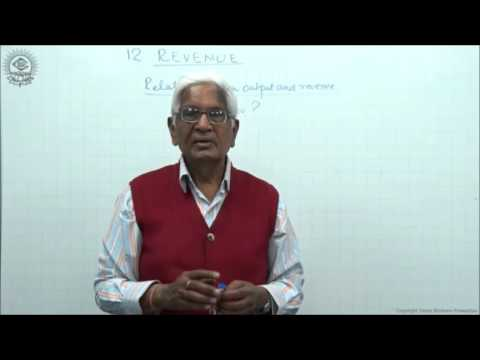 Meaning and Concept of Revenue Class XII Economics by S K Agarwala