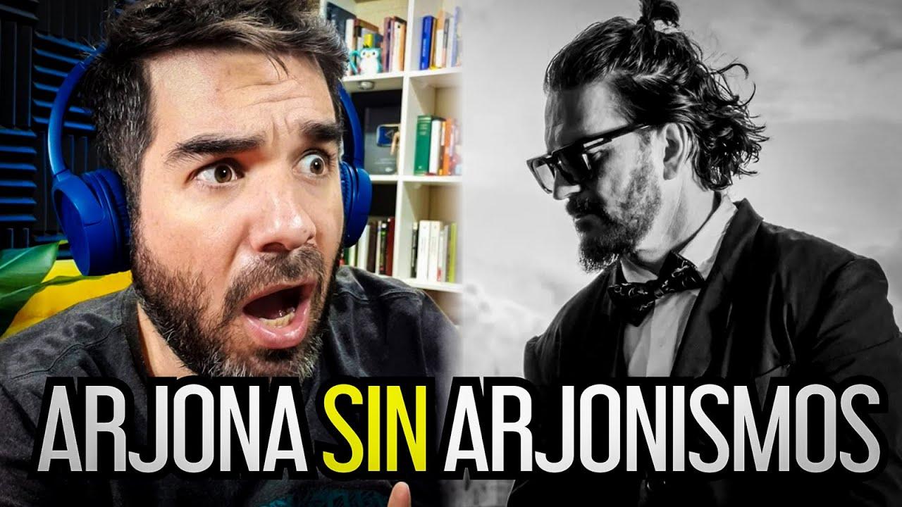 Lo nuevo de Ricardo Arjona: ¿Un ARJONA sin 'arjonismos'?