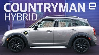 Mini Cooper S E Countryman ALL 4 Hybrid | Hands-On
