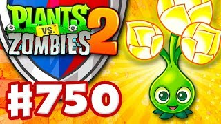 Gold Bloom Boosterama! Arena! - Plants vs. Zombies 2 - Gameplay Walkthrough Part 750