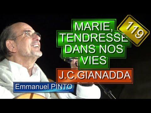 Marie, tendresse dans nos vies(Gianadda) - (chant liturgique) - Karaoké N°119