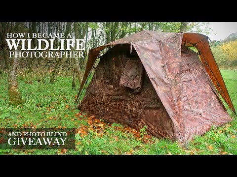 How I Became A Wildlife Photographer And Tragopan V5 Photo Blind Giveaway