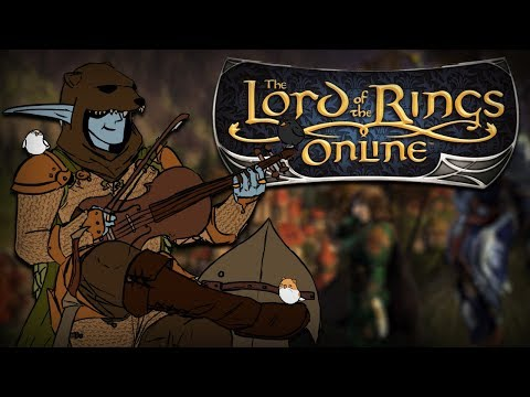 An Adventure in Lord of the Ring's Middle Earth…