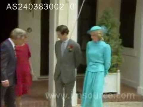 princess diana in canberra australia 1983 youtube princess diana in canberra australia 1983
