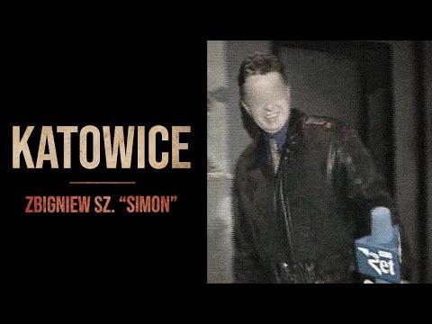 """Sylwetki polskich gangsterów #18: Katowice cz.I [""""SIMON""""]"""