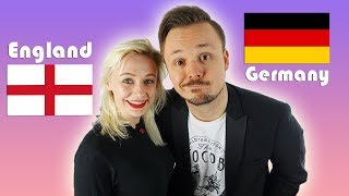 Germany versus England: Differences and Similarities | Get Germanized feat. Hannah Montgomery