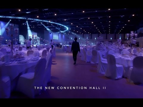 Estrel Berlin - Trailer Estrel Congress Center 2016 (english)
