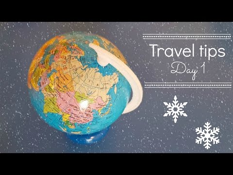 Travelling with kids - part 1 of my top 12 travel tips